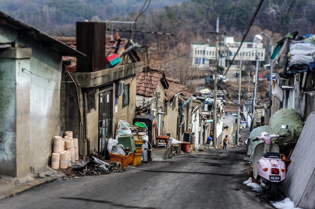 Thực tế bi thảm của sự phân hóa giàu nghèo trong xã hội Hàn Quốc