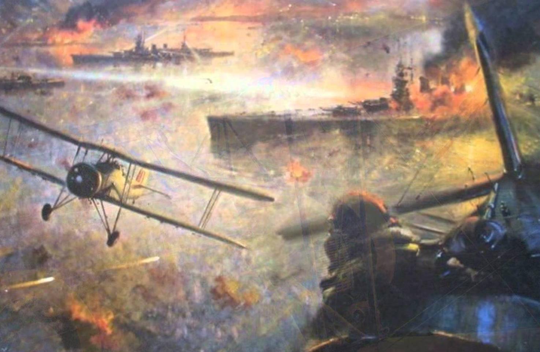10 trận chiến tàu sân bay nổi tiếng trong lịch sử thế giới