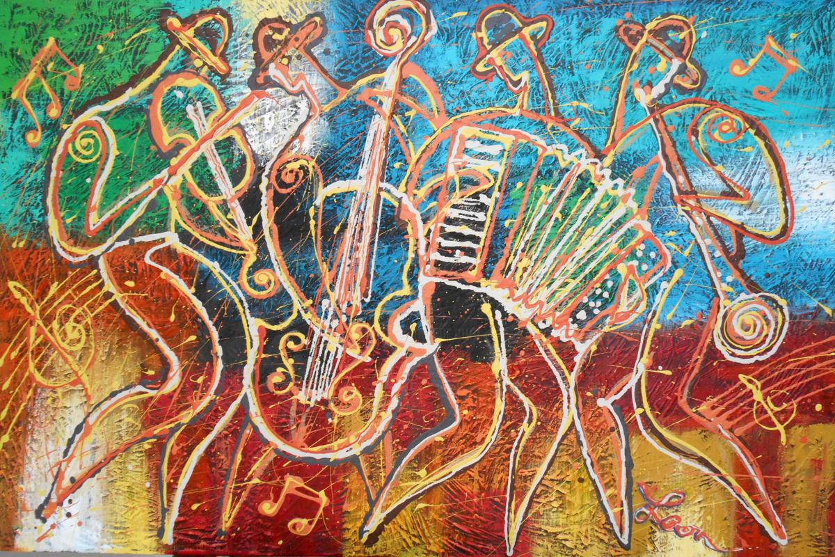 Về hình tượng nghệ thuật trong tác phẩm âm nhạc