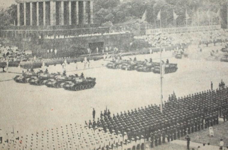 Cuộc duyệt binh quy mô nhất lịch sử Việt Nam ngày 2/9/1985