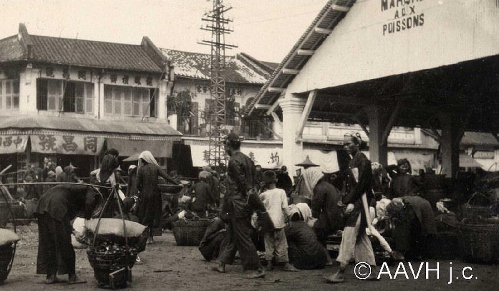 Chợ Lớn năm 1925 qua loạt ảnh của người Pháp