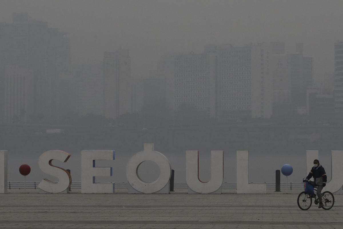 Chống ô nhiễm không khí: Một cái nhìn từ Hàn Quốc