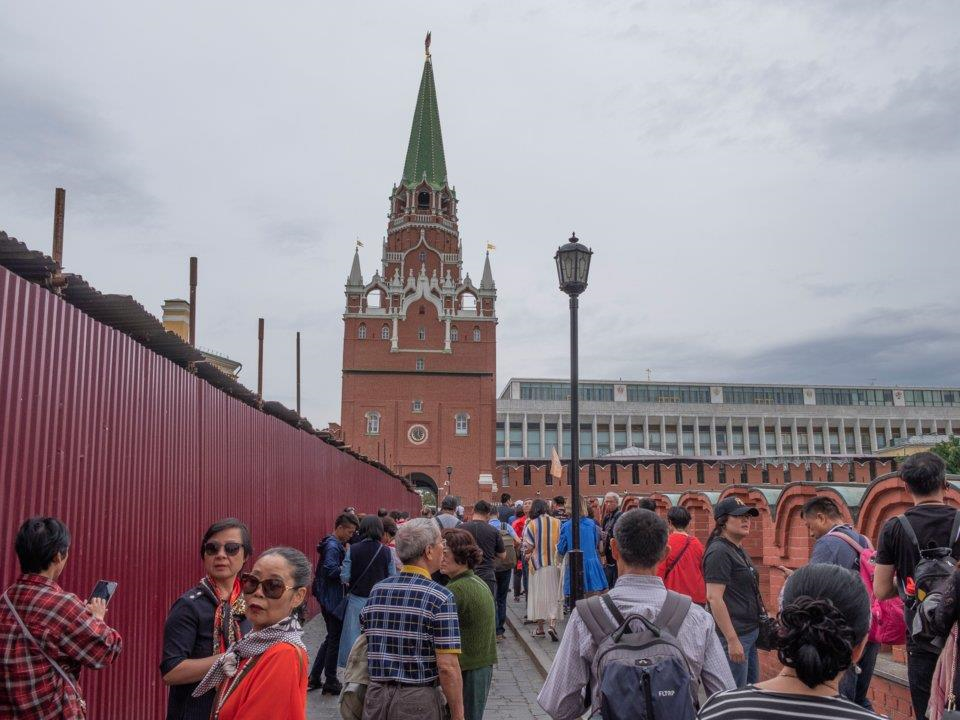 Dien Kremlin cua Tong thong Nga Vladimir Putin co gi? hinh anh 8