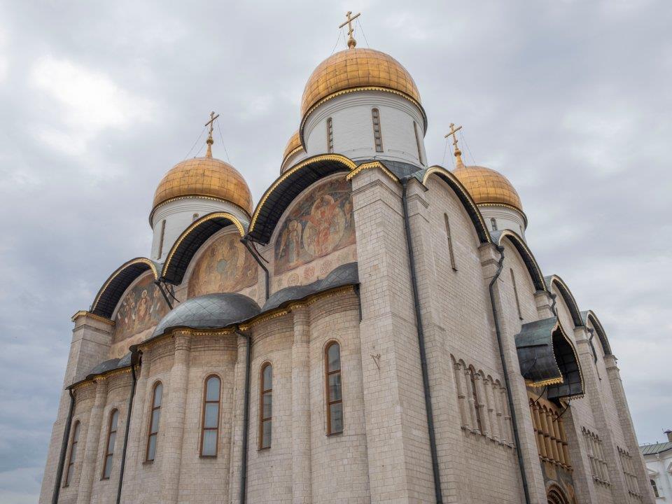 Dien Kremlin cua Tong thong Nga Vladimir Putin co gi? hinh anh 11