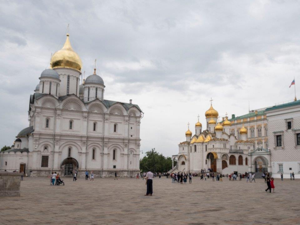 Chùm ảnh: Có những điều gì hay ho bên trong điện Kremlin?