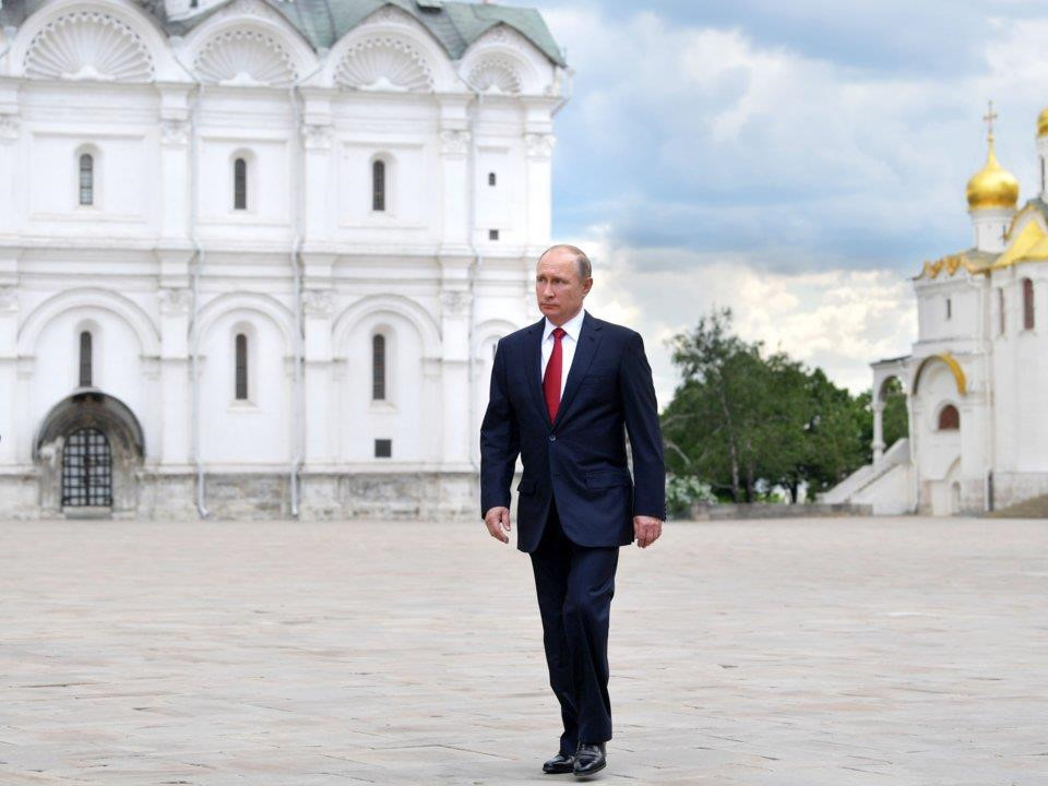Dien Kremlin cua Tong thong Nga Vladimir Putin co gi? hinh anh 4