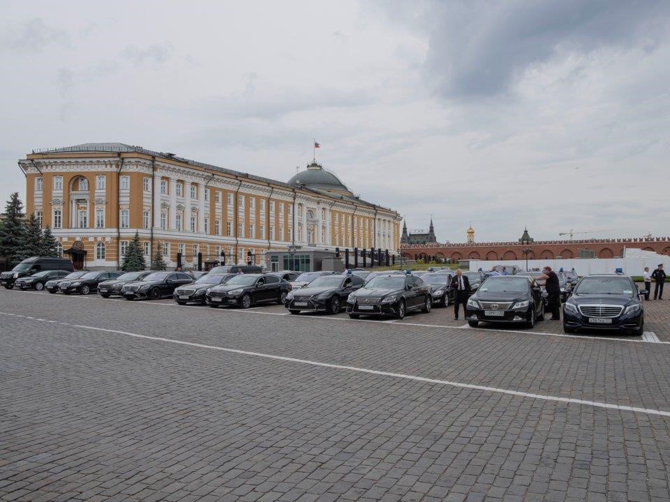 Dien Kremlin cua Tong thong Nga Vladimir Putin co gi? hinh anh 15