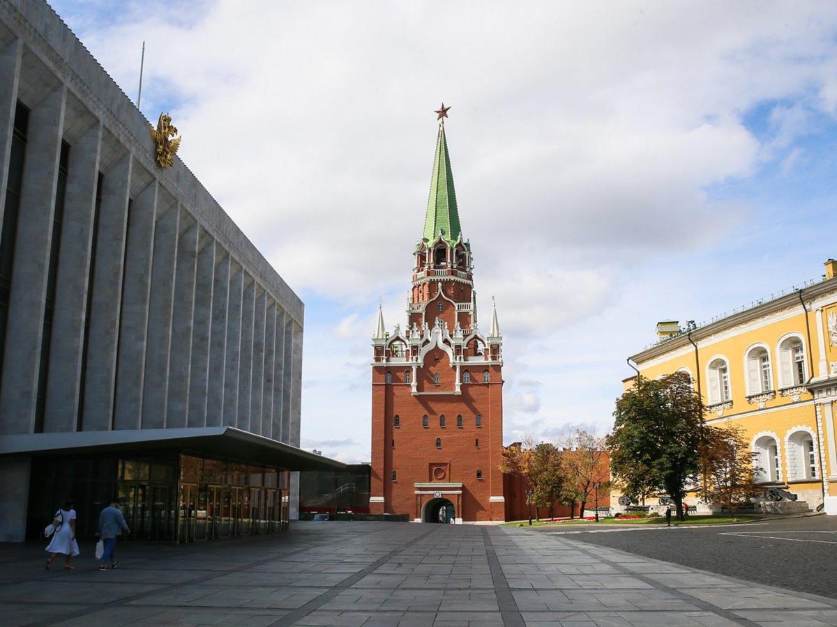 Dien Kremlin cua Tong thong Nga Vladimir Putin co gi? hinh anh 1