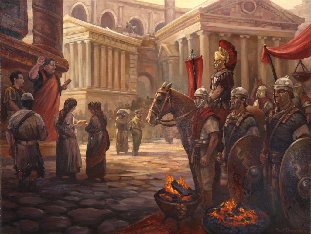 Vai trò của người nhập cư trong đế quốc La Mã cổ đại