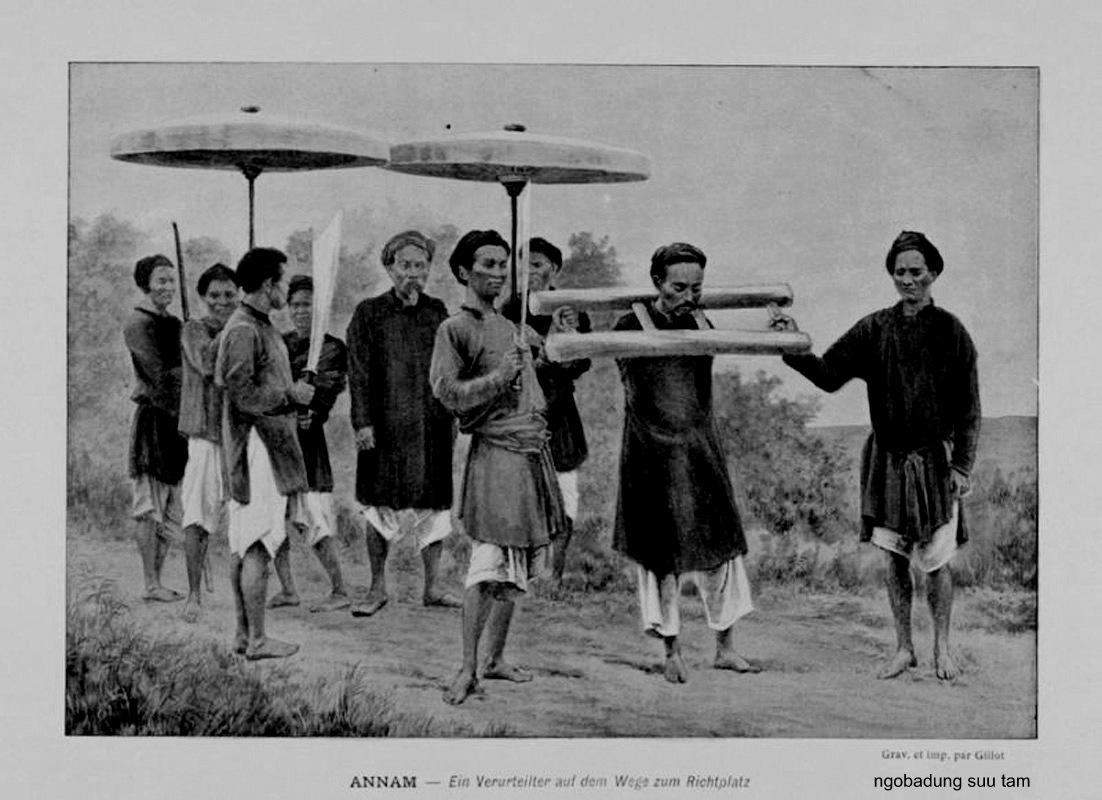 Những vụ xét án lạ lùng trong cổ sử Việt