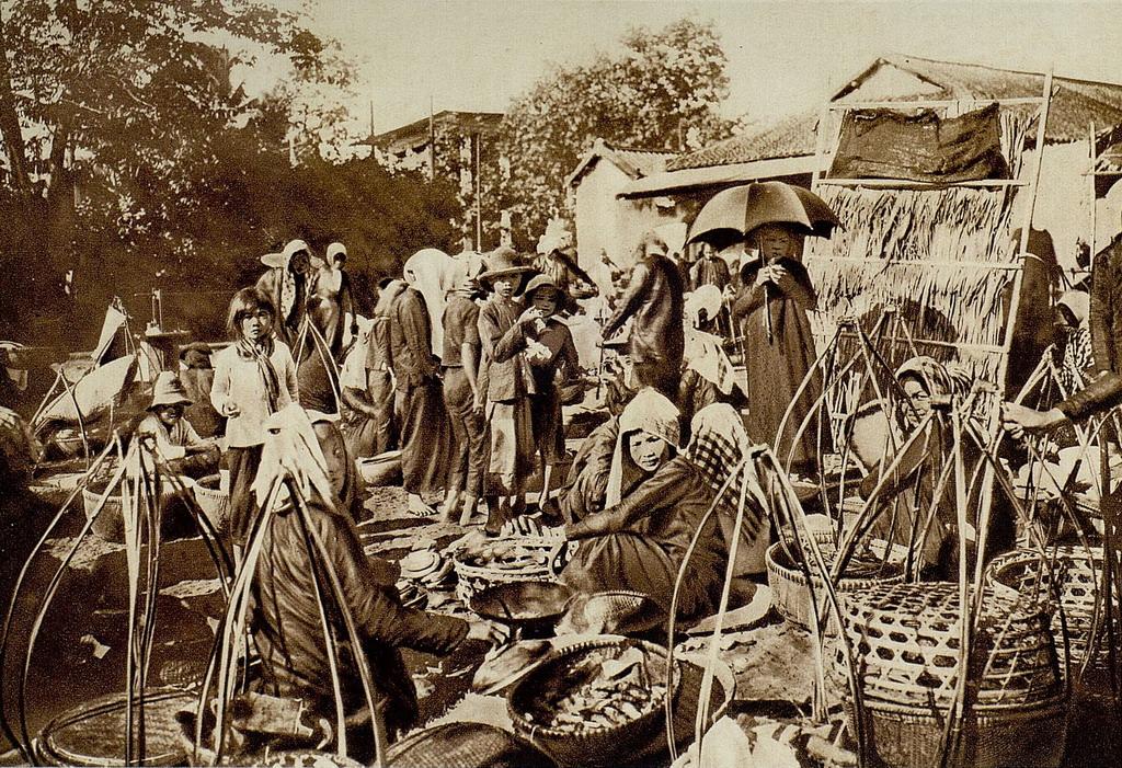 Nghệ thuật chửi của người Việt xưa