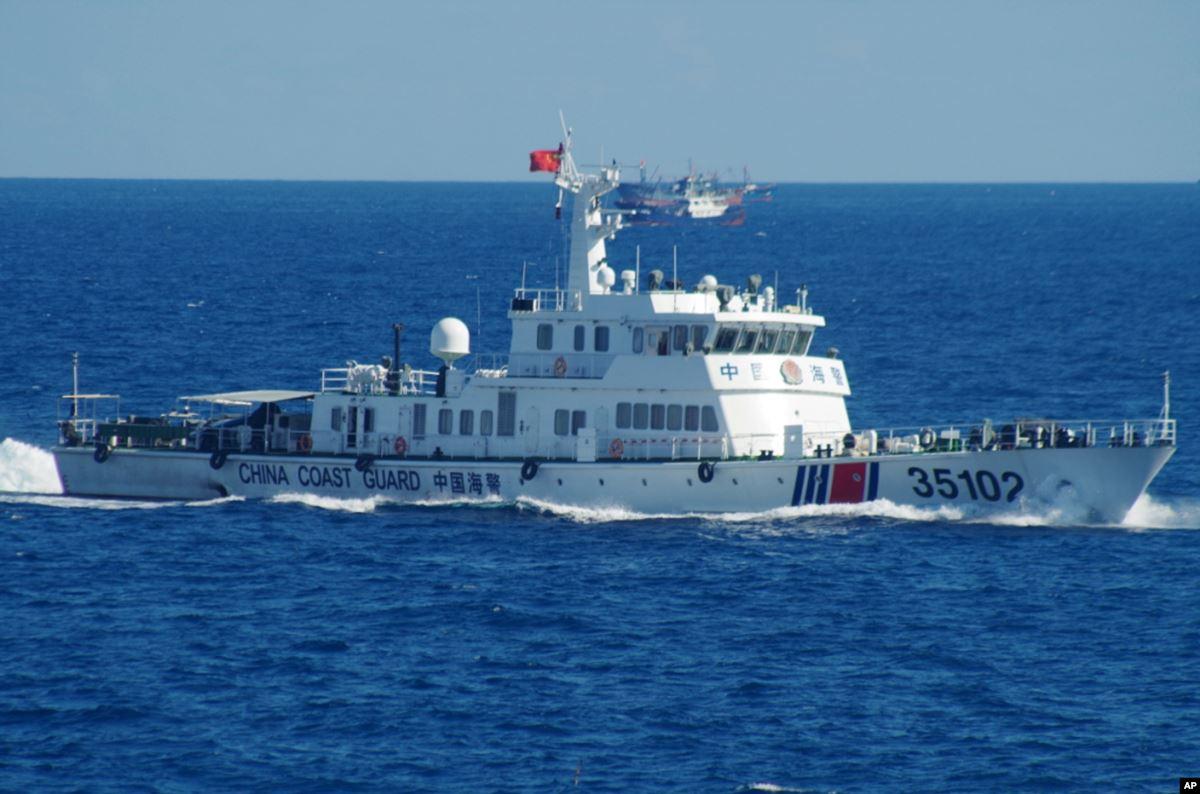 Trung Quốc đang lặp lại chiến thuật của Đức Quốc xã ở Biển Đông