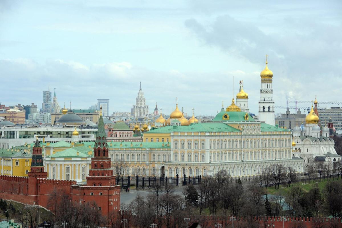 Dien Kremlin cua Tong thong Nga Vladimir Putin co gi? hinh anh 3