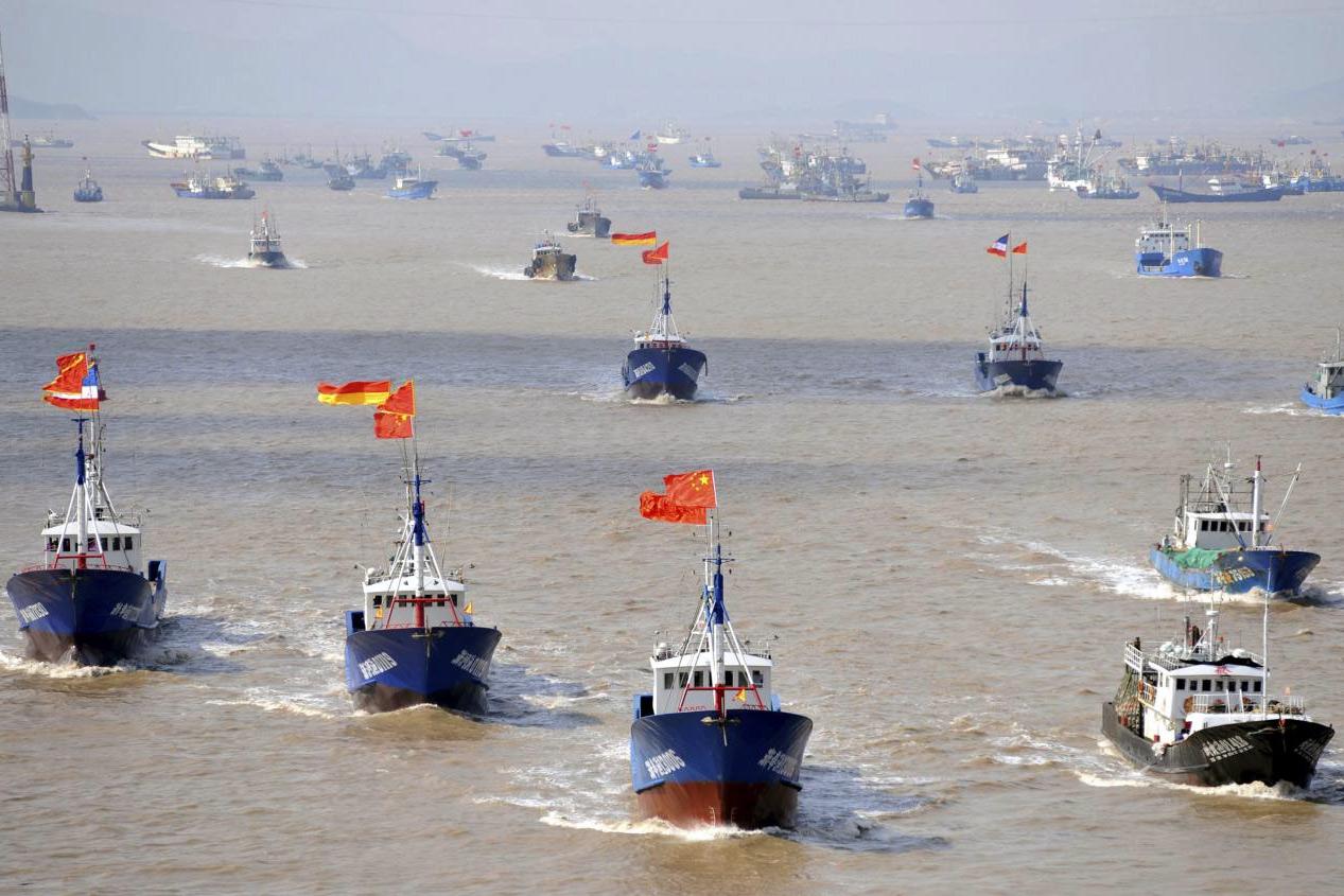 Vai trò của dân quân biển trong mưu đồ bá quyền của Trung Quốc