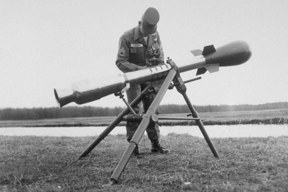 Davy Crockett – vũ khí hạt nhân nhỏ nhất từng được triển khai thực địa