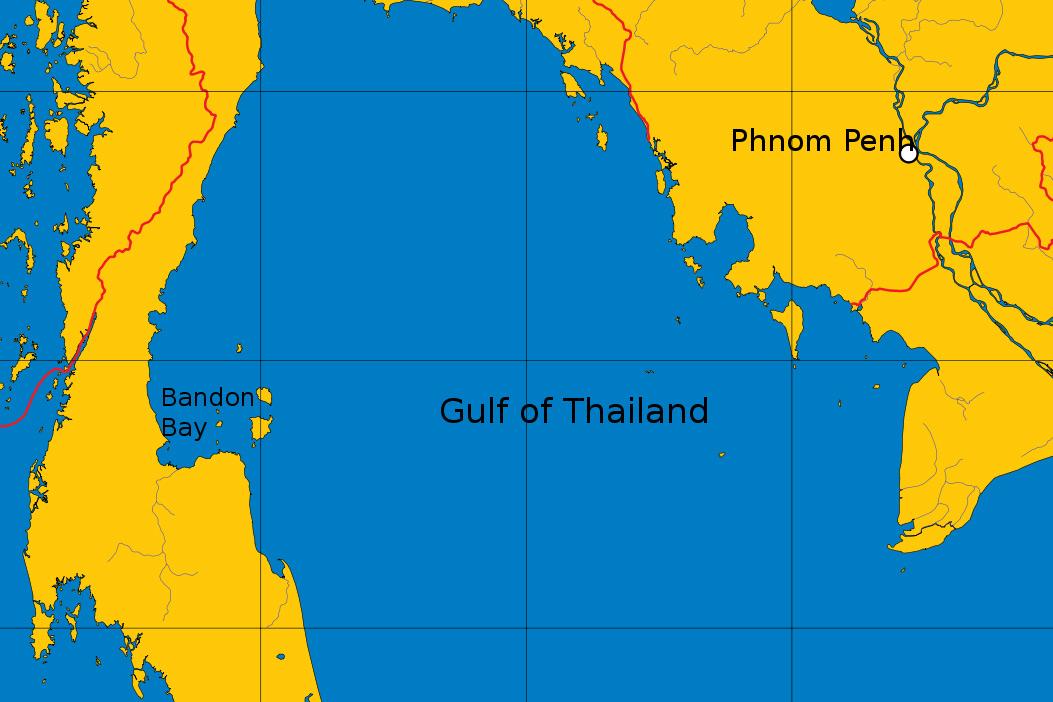 Các vấn đề lịch sử trên vùng biển Việt Nam – Campuchia