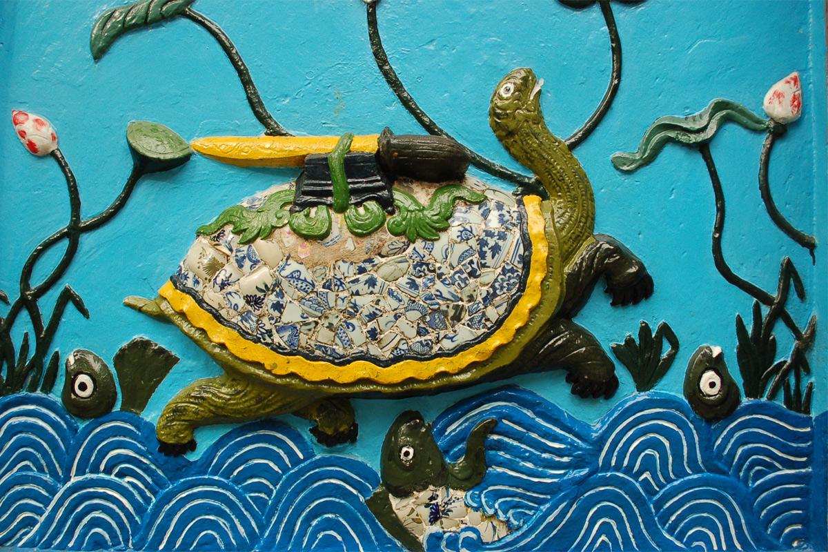 Quân thủy hùng mạnh và chủ quyền biển đảo triều Lê