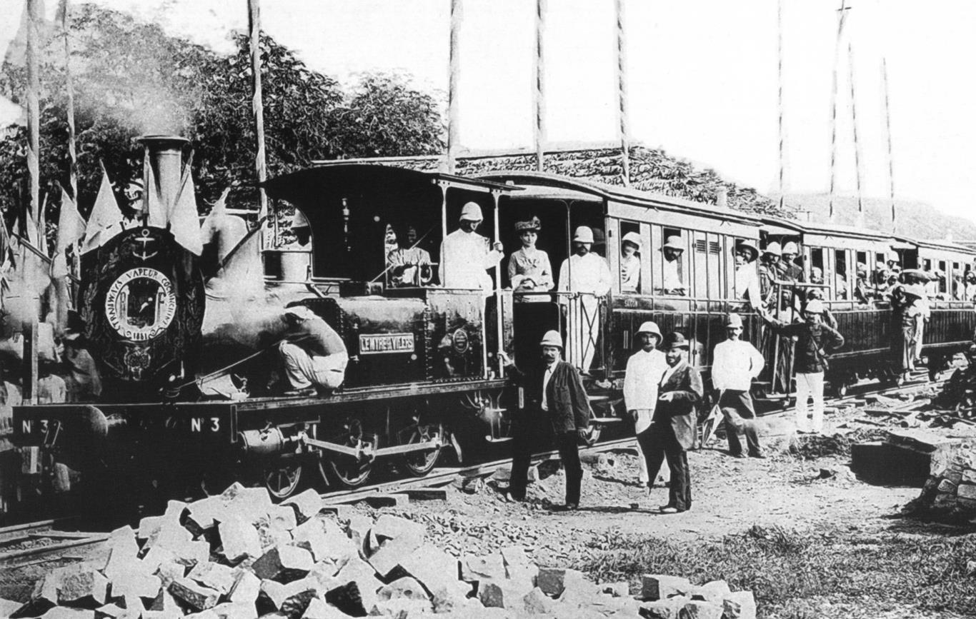 Điều ít biết về tuyến đường sắt đầu tiên của Việt Nam