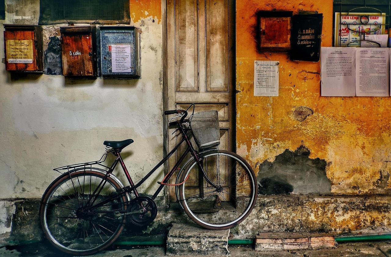 Đi xe đạp không có gì xấu hổ cả!