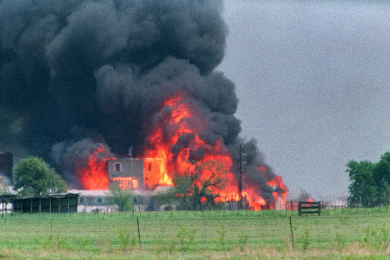 Toàn cảnh cuộc vây hãm Waco ở Mỹ năm 1993
