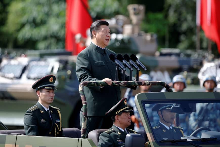 Tham vọng của ông Tập về quân đội Trung Quốc 'chủ soái thế giới' năm 2050