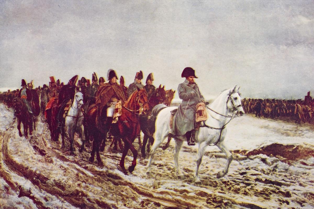 Những trận đánh nổi tiếng của Napoleon Bonaparte