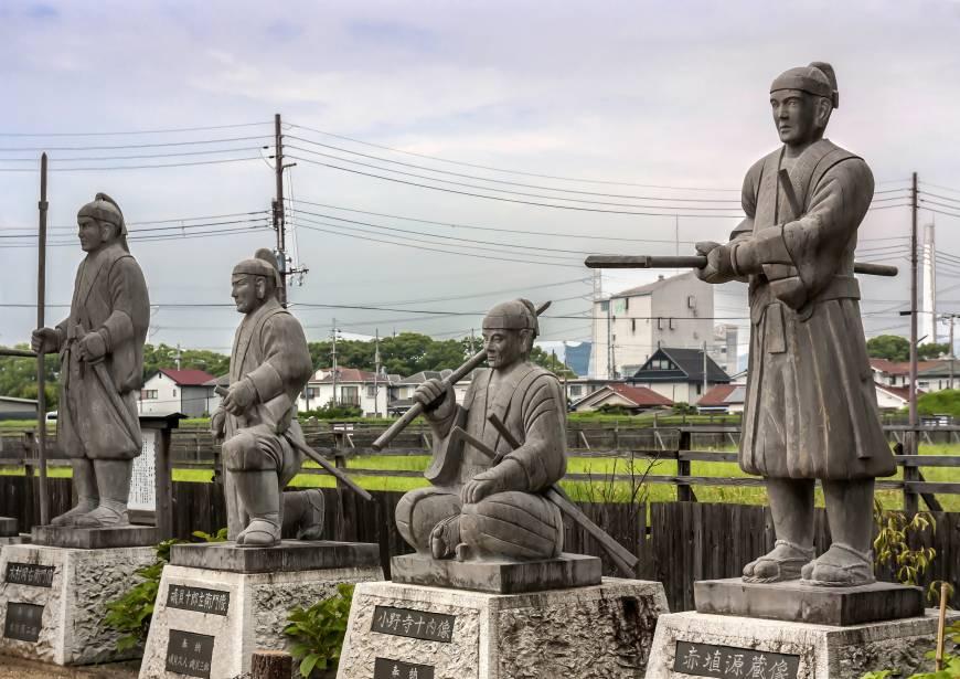 Câu chuyện 47 Ronin – huyền thoại quốc gia của đất nước Nhật Bản
