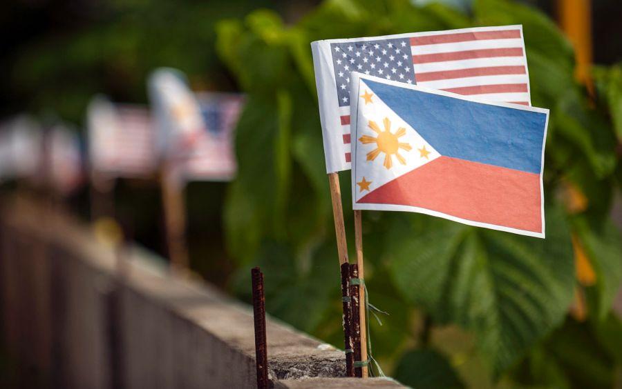 Các vấn đề trong liên minh Mỹ – Philippines