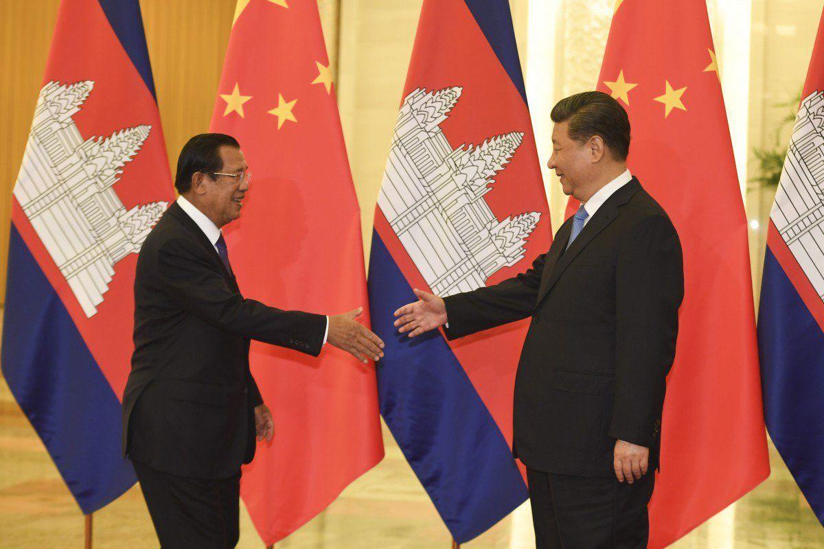 Campuchia quan trọng như thế nào với Trung Quốc?