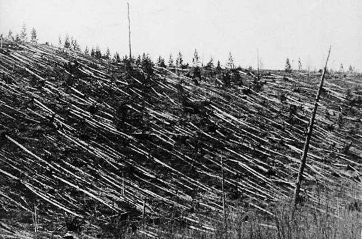 Ẩn số không lời giải về vụ nổ Tunguska ngày 30/6/1908