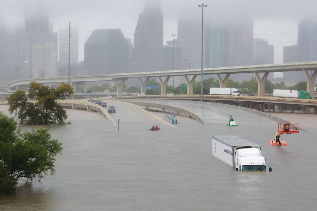 Chùm ảnh: Những thành phố đang chìm nhanh trên thế giới