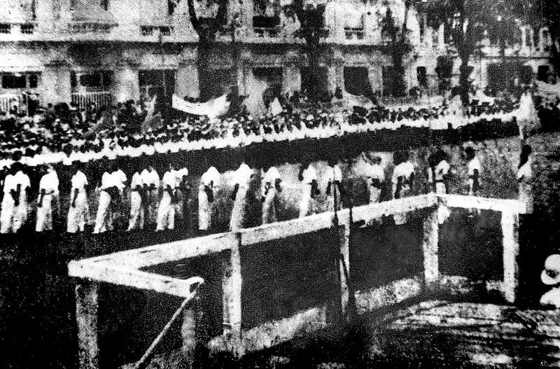 Ngày 2/9/1945 bi tráng ở Sài Gòn