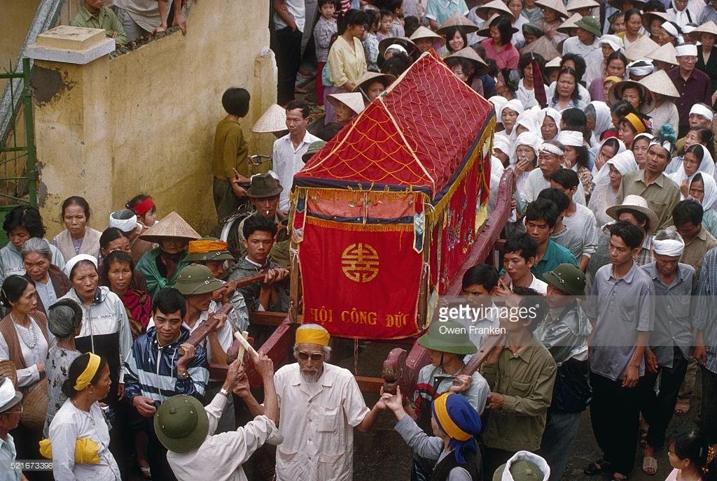 Tất cả những điều cần biết về phong tục tang ma của người Việt