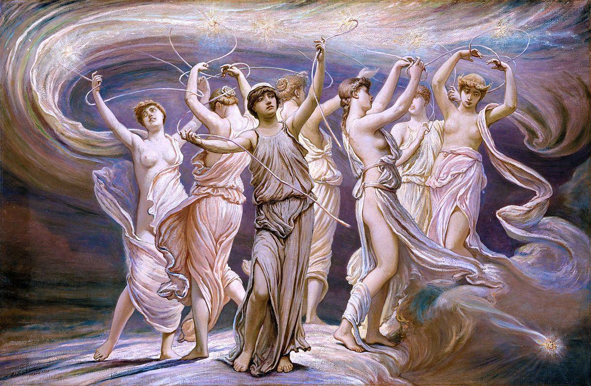 Thần thoại Hy Lạp – sự sáng tạo vĩnh hằng từ đỉnh Olympia