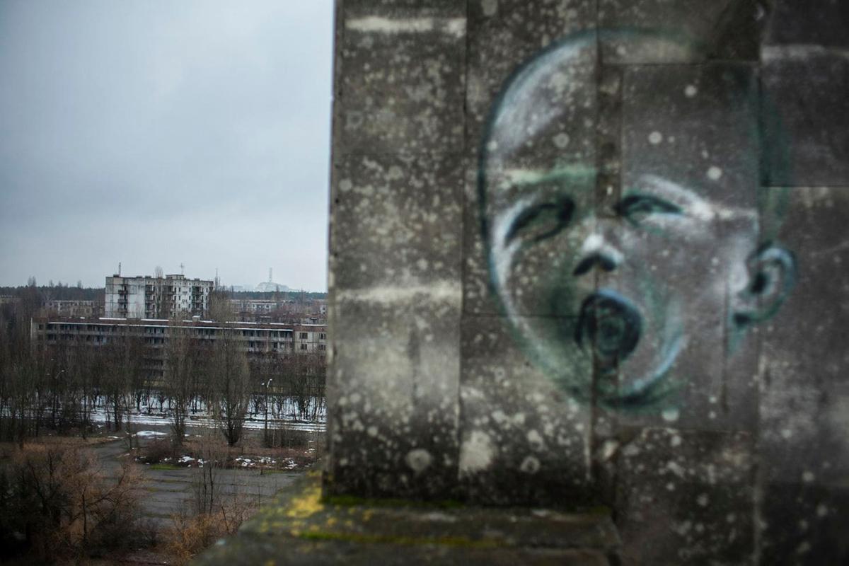 30 nam sau tham hoa Chernobyl, dau vet phong xa van con hien dien hinh anh 7