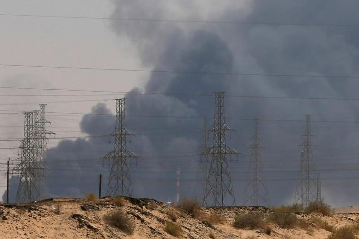 Vụ tấn công nhà máy lọc dầu Ả Rập Saudi và kỷ nguyên mới của máy bay không người lái