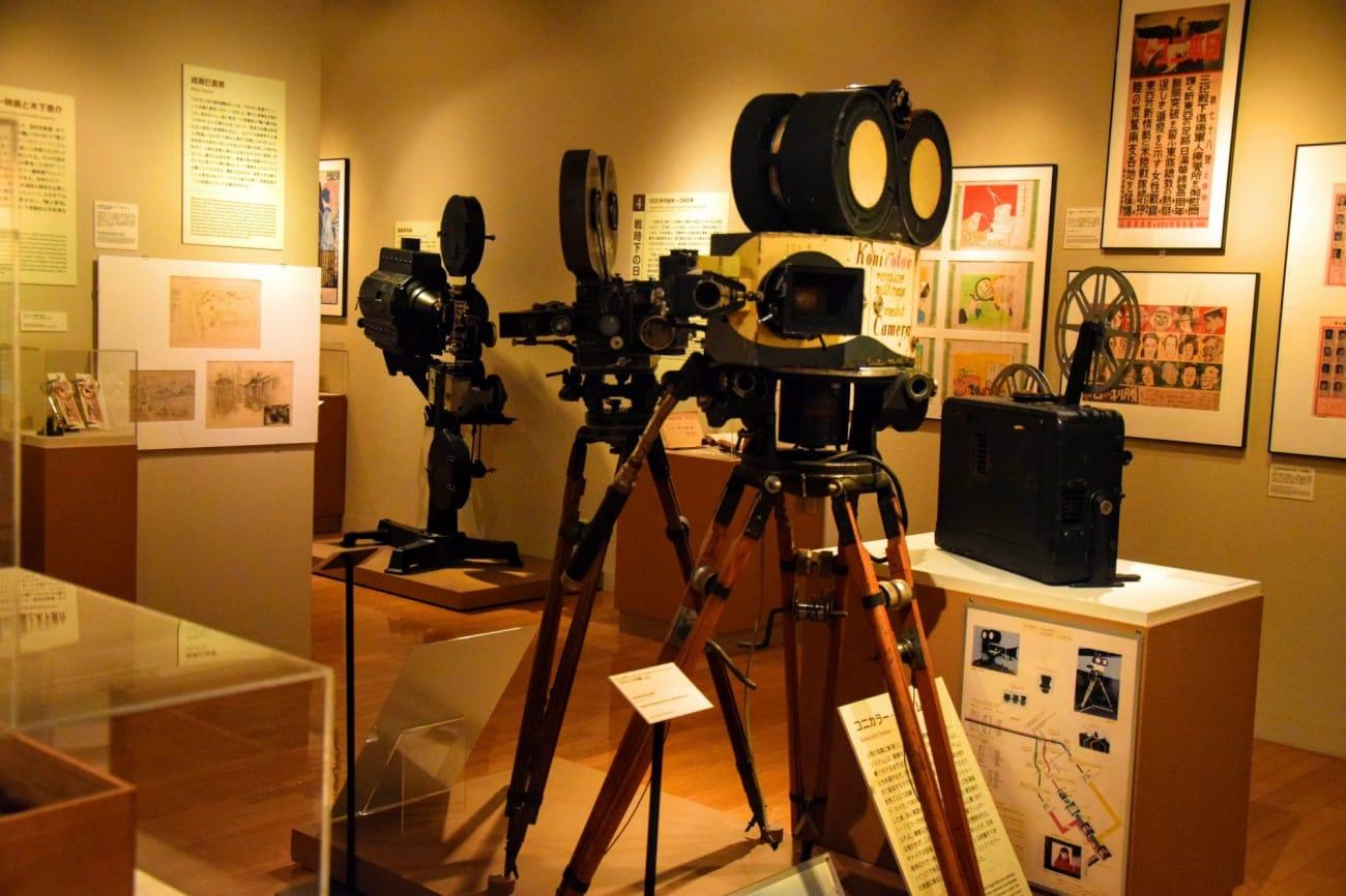 Vài nét chấm phá về lịch sử của nền điện ảnh Nhật Bản