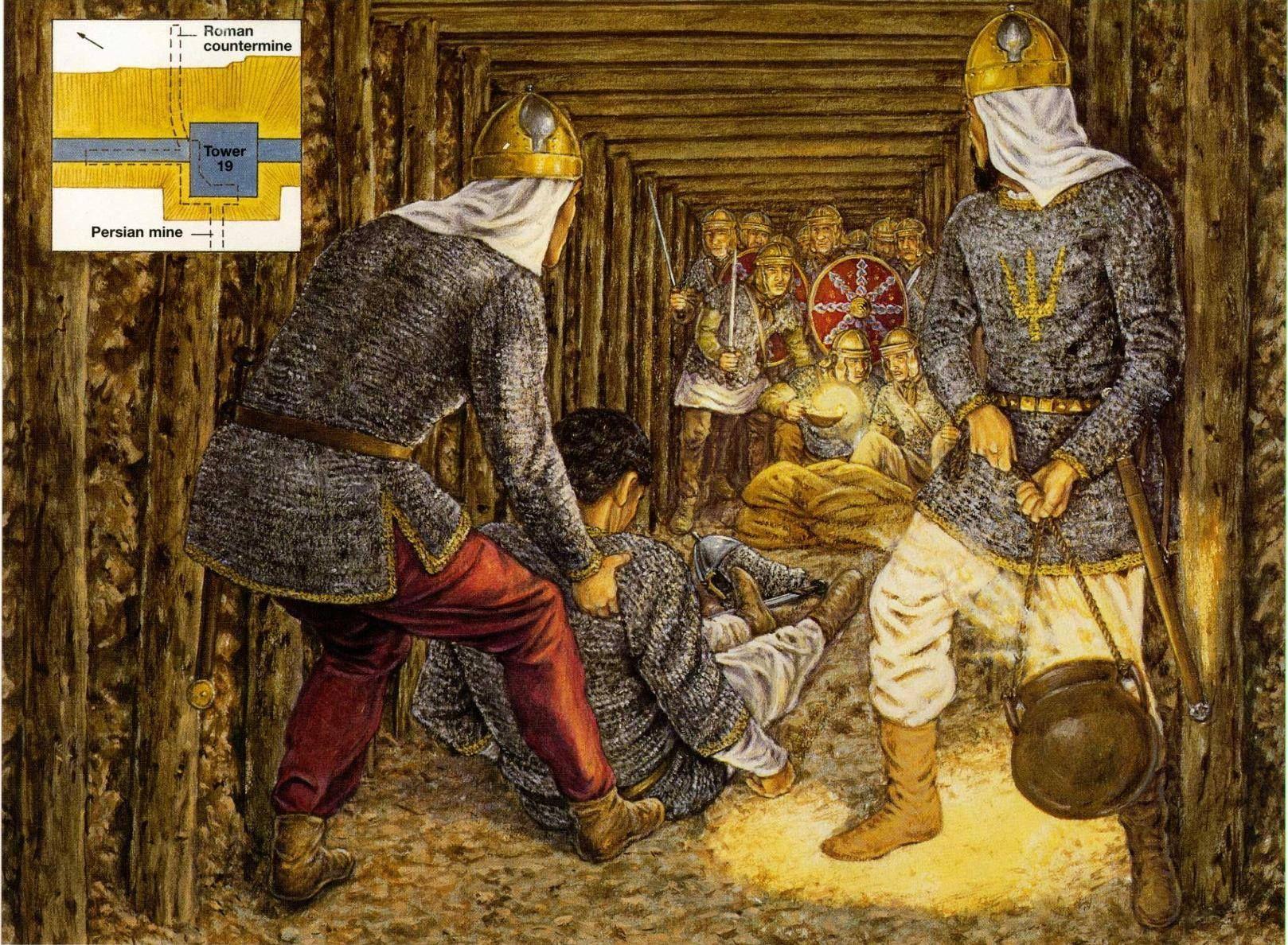 Cuộc chiến tranh hóa học đầu tiên trong lịch sử nhân loại