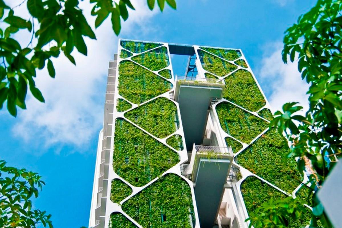Cây xanh, mặt nước và môi trường đô thị thời biến đổi khí hậu