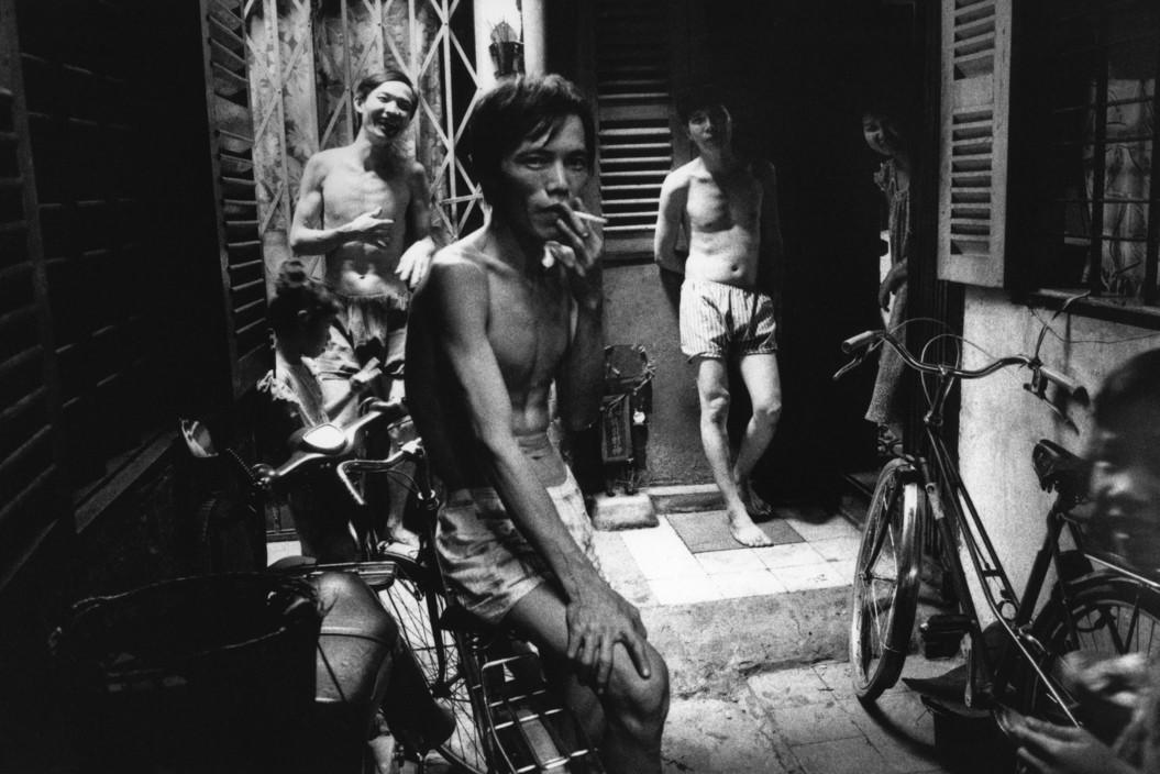 Cuộc sống ở Chợ Lớn năm 1991 qua ảnh của Patrick Zachmann