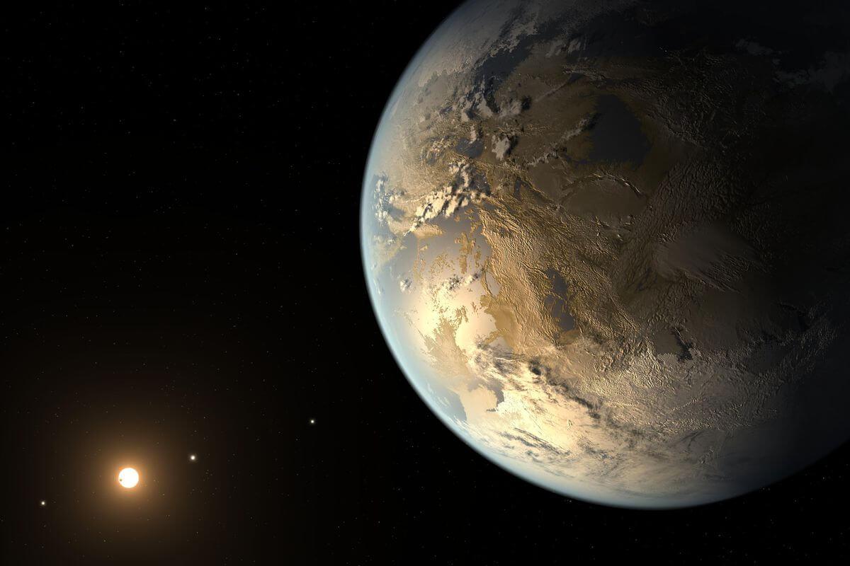 Khi trái đất không còn sự sống…