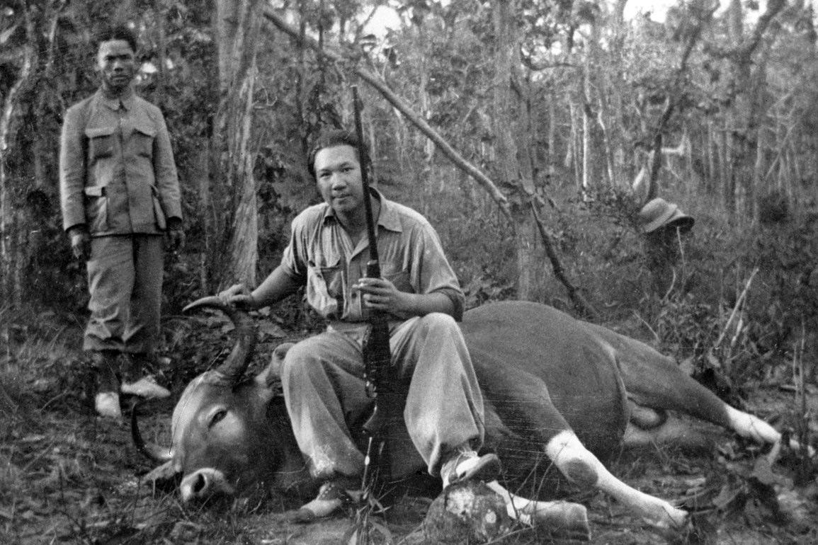 Chuyện săn bắn của vua Bảo Đại qua hồi ức một người hầu cận