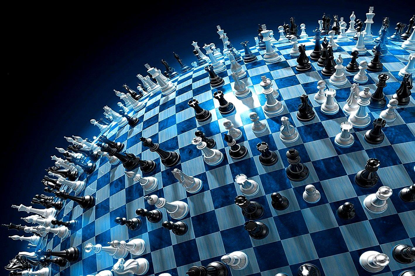 'Cân bằng quyền lực' – thuật ngữ xương sống trong quan hệ quốc tế