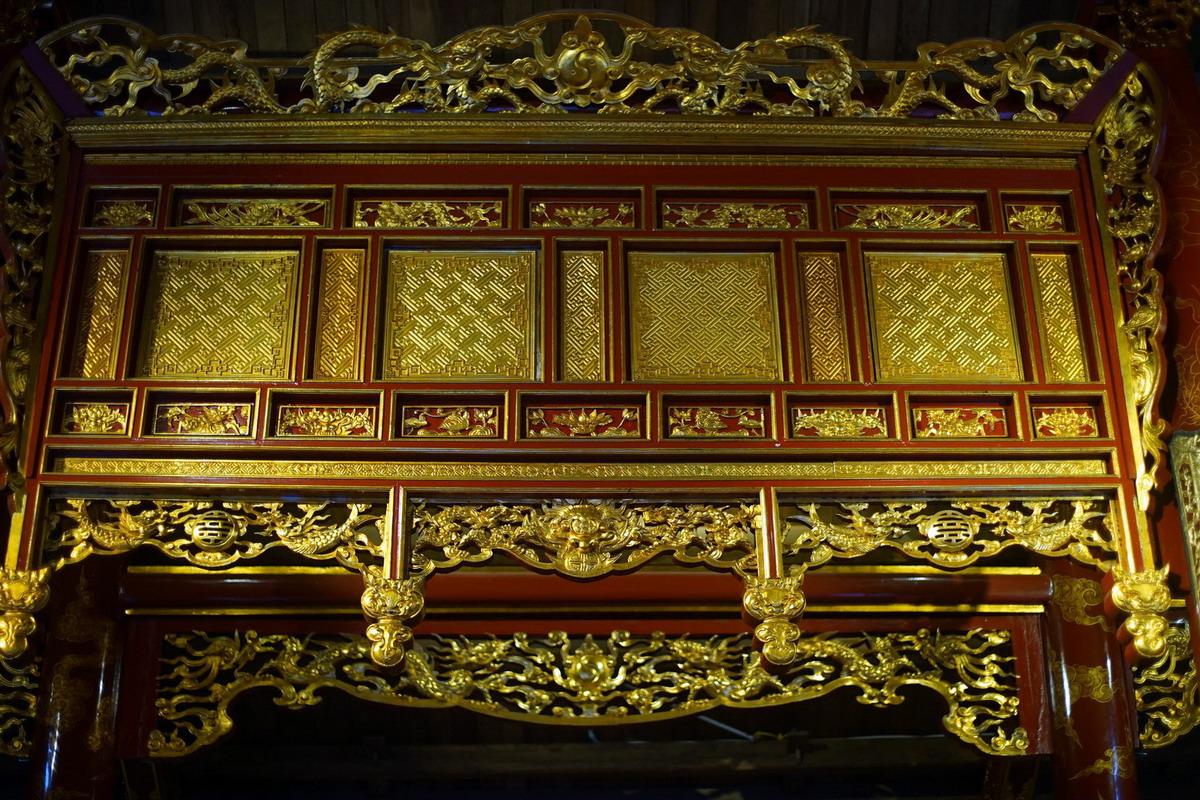 Chùm ảnh: Đền Bà Kiệu – ngôi đền cổ bị 'cắt đôi' của Hà Nội