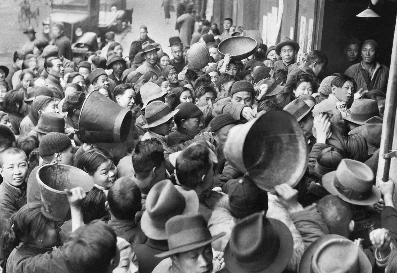 Về cuộc Đại Nhảy vọt ở Trung Quốc thời Mao Trạch Đông