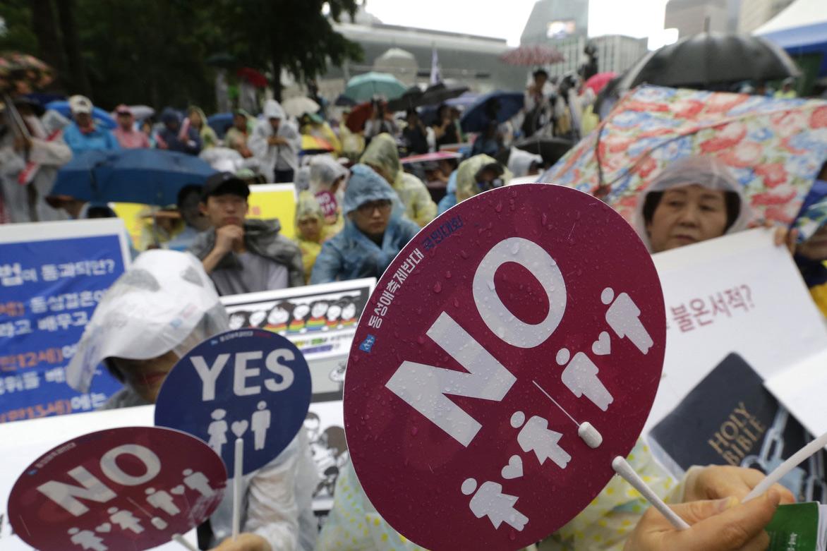 Tấn bi kịch của cộng đồng LGBT trong xã hội Hàn Quốc