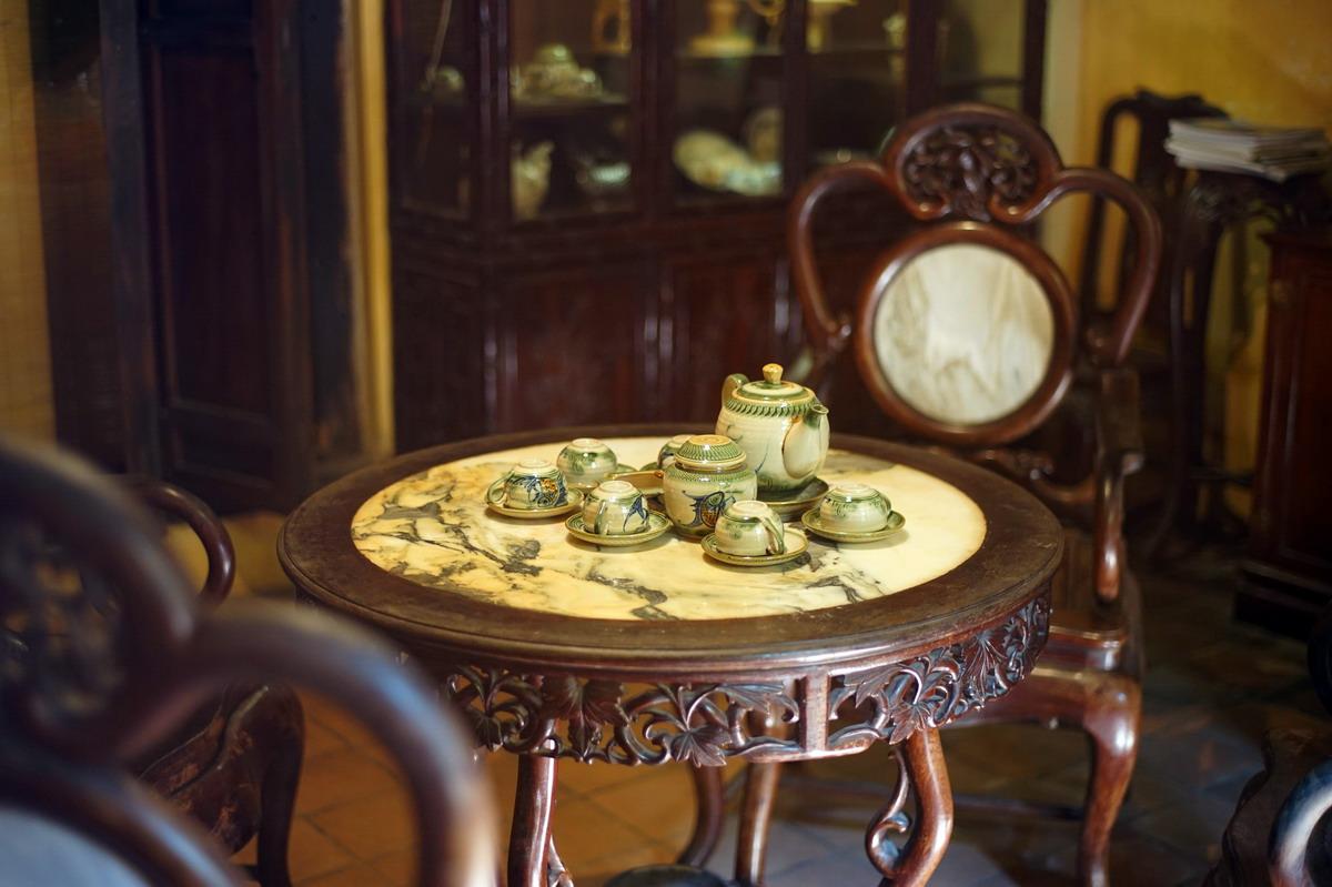 Chùm ảnh: Khám phá ngôi nhà ống trăm tuổi đẹp nhất phố cổ Hà Nội