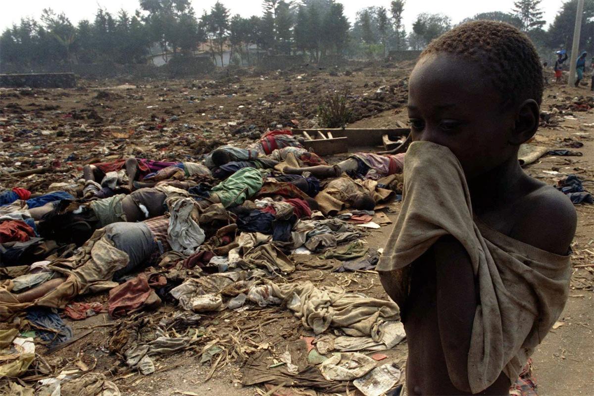 Thảm kịch từ sự thù hận: 100 ngày – 1/8 dân số bị giết