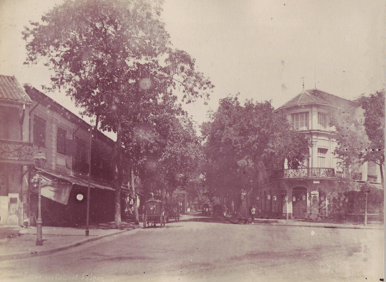 Sài Gòn thập niên 1880 trong loạt ảnh của Pierre Dieulefils
