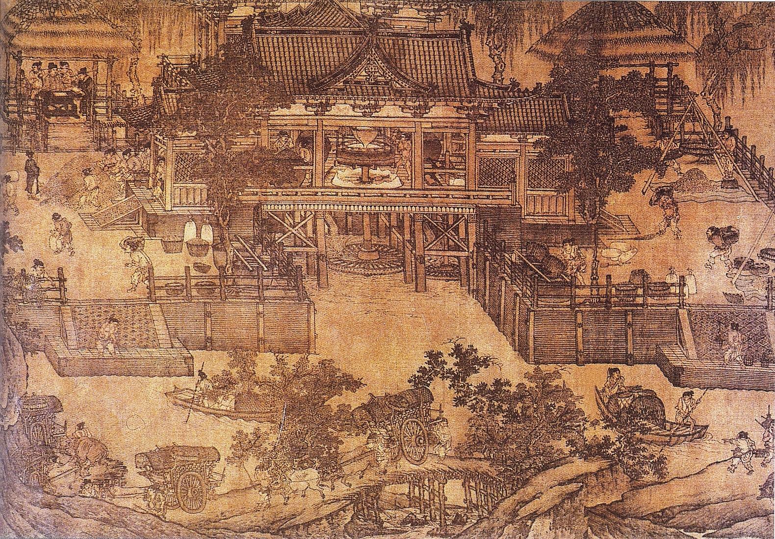 Quan hệ Trung Hoa và Đông Nam Á thời Tống: Đừng để 'triều cống' đánh lừa
